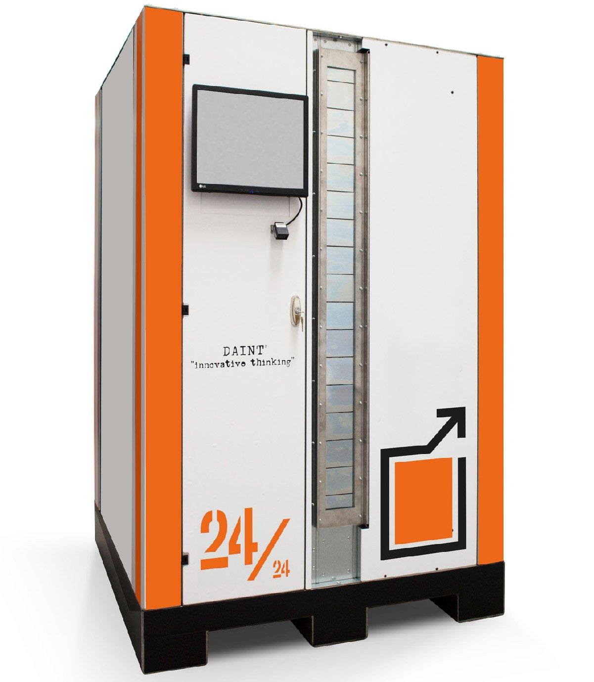 TOOLMAT24 Vertical Maxi - Daint srl Distributori Automatici