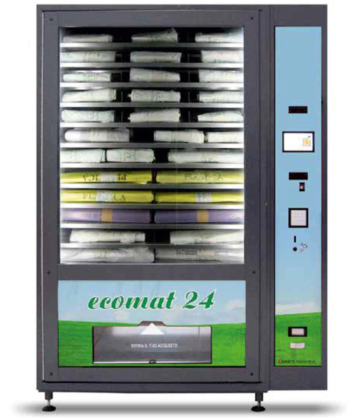 ECOMAT24 Window - Daint srl Distributori Automatici