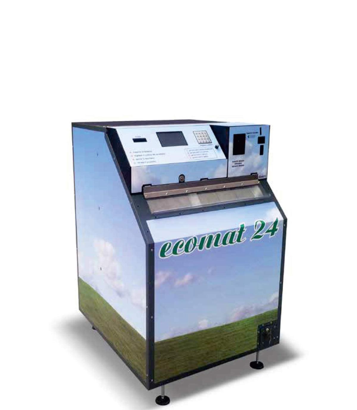 ECOMAT24 Standard - Daint srl Distributori Automatici