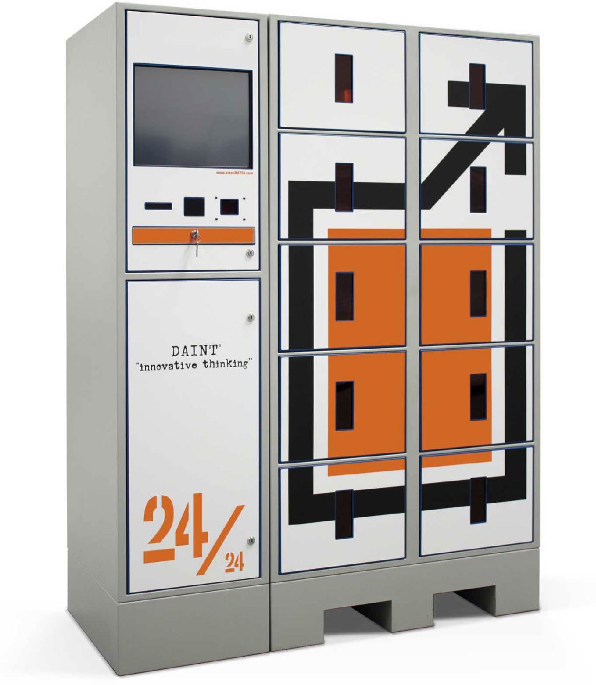 STOREMAT24 - Daint srl Distributori Automatici